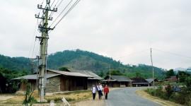 Điện lưới quốc gia góp phần thay đổi diện mạo nông thôn, miền núi.
