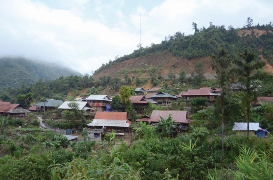 Điện lưới quốc gia vẫn chưa đến được nhiều bản làng