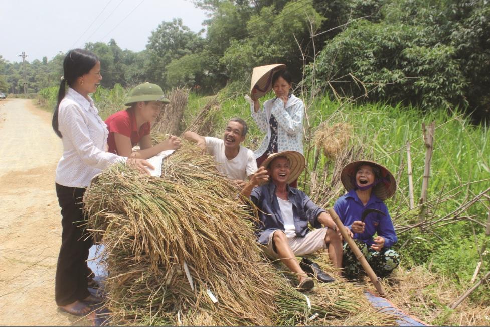 Những câu truyện cười của làng Văn Lang đem lại tiếng cười sảng khoái xua tan mệt nhọc cho người dân