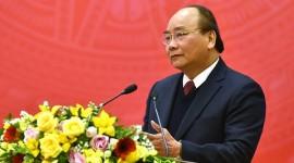 Thủ tướng Nguyễn Xuân Phúc. (Ảnh: VGP)