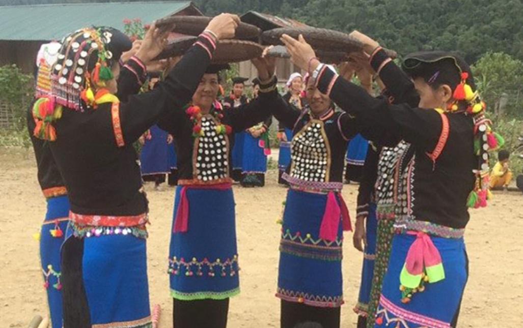 Đội văn nghệ bản Sì Thâu Chải gìn giữ nhiều làn điệu dân ca truyền thống.