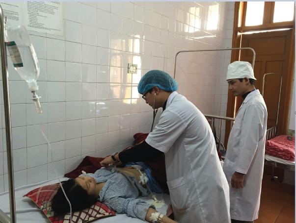 Nhiều kỹ thuật mới đã và đang được triển khai tại các bệnh viện tuyến huyện ở Lào Cai.
