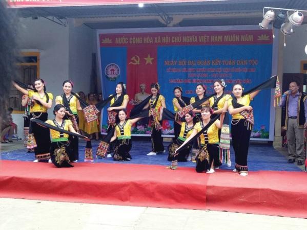Xã Châu Quang là một trong những địa phương có phong trào văn nghệ đứng tốp đầu của huyện Quỳ Hợp.