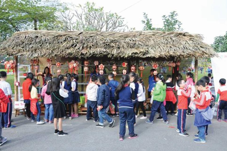 Nhiều hoạt động văn hóa, nghệ thuật đặc sắc diễn ra tại Hoàng thành Thăng Long trong năm 2018.