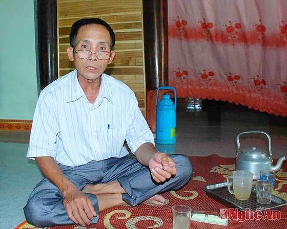 Nhạc sĩ Sầm Quang Lý.