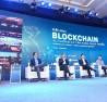 Các diễn giả đã cùng nhau thảo luận về xu hướng và sự phát triển của công nghệ Blockchain. Ảnh: VGP/Thu Cúc