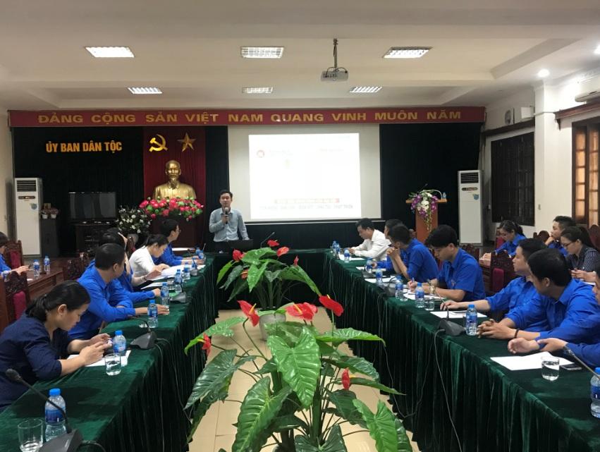 Ủy ban Dân tộc: Thanh niên xung kích học tập và làm theo tư tưởng, đạo đức, phong cách Hồ Chí Minh