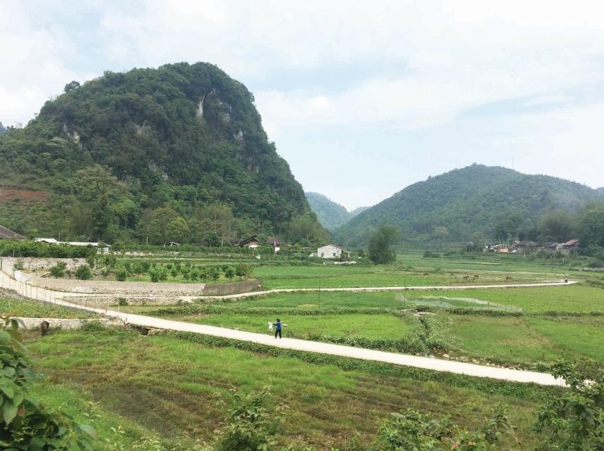 huyện Đà Bắc.