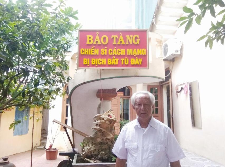 Cựu chiến binh Lâm Văn Bảng dành cả cuộc đời để tìm lại những hiện vật của đồng đội đã nằm xuống.