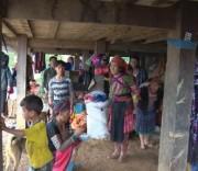 Người dân Sáng Tùng đang rất cần sự quan tâm, sẻ chia của cả cộng đồng.