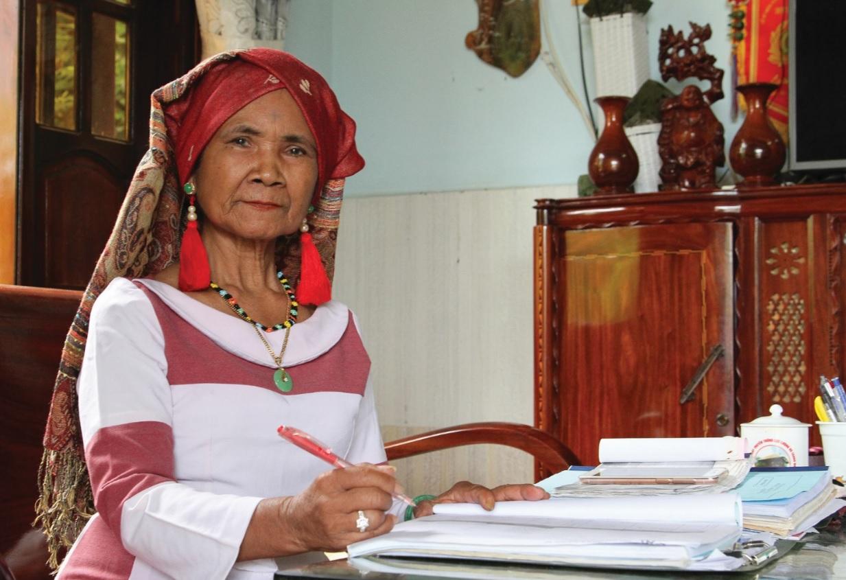 Bác sĩ Mẫu Thị Bích Phanh.