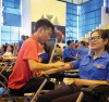 Bí thư chi đoàn 22 lần hiến máu