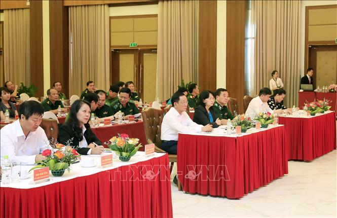 Quyền Chủ tịch nước Đặng Thị Ngọc Thịnh dự Hội nghị sơ kết cao điểm đấu tranh ngăn chặn tội phạm ma túy tại Sơn La.