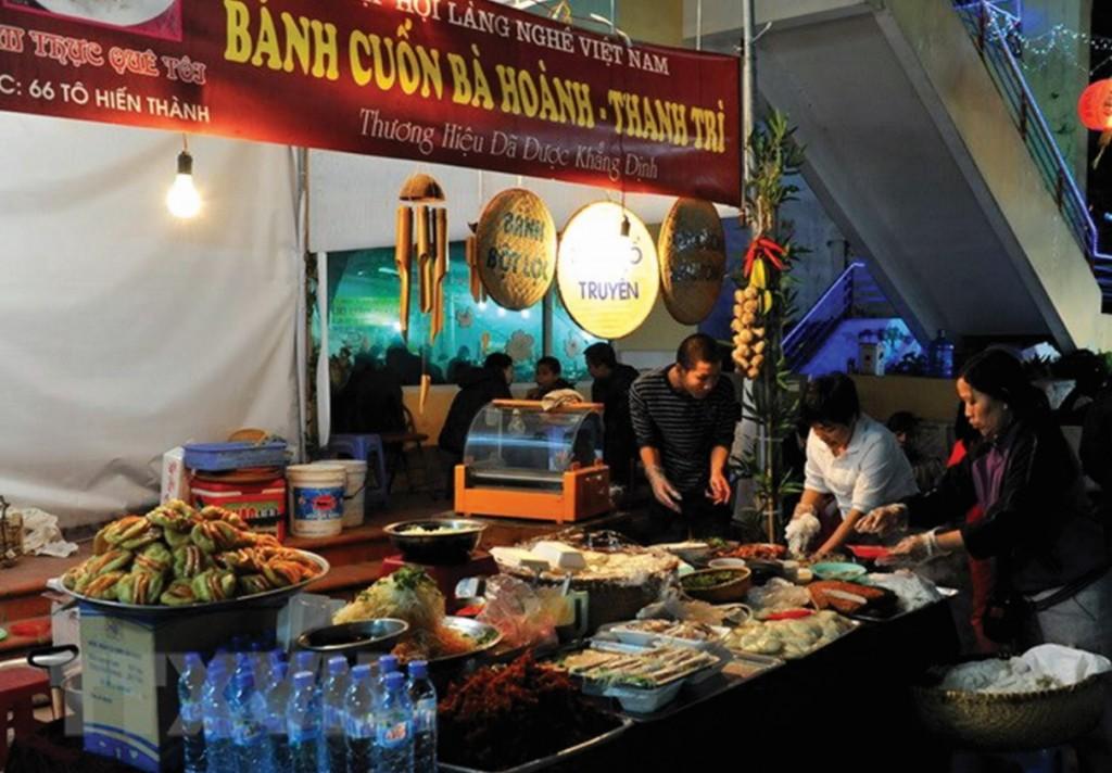 Lễ hội Văn hóa ẩm thực