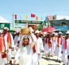 Lễ rước y trang Pô Inư Nưgar