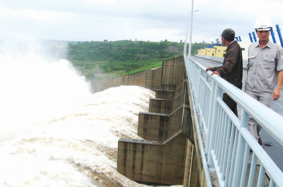 Thủy điện xả lũ phải bảo đảm an toàn cho vùng hạ du.