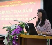 Kỷ niệm 88 năm ngày Phụ nữ Việt Nam