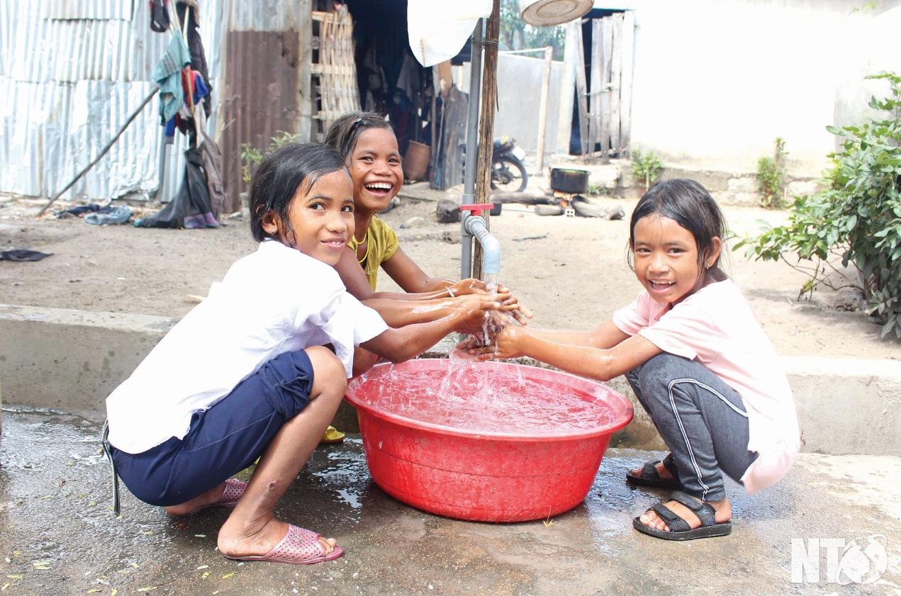 quy mô nước sạch và vệ sinh môi trường