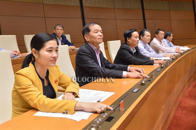 Kỳ họp thứ 6, Quốc hội khóa XIV: Thông qua Nghị quyết dự toán ngân sách nhà nước năm 2019