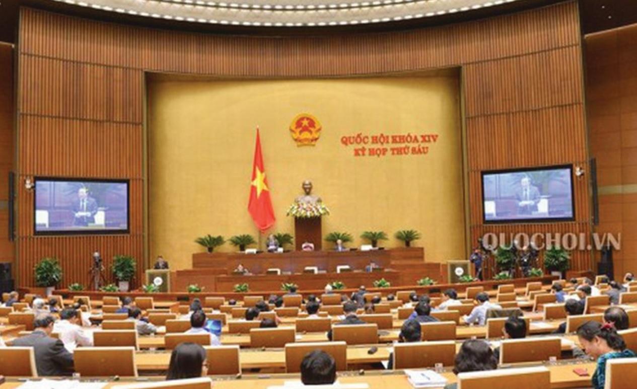Kỳ họp thứ 6, Quốc hội khóa XIV: Thông qua Nghị quyết điều chỉnh  kế hoạch đầu tư công trung hạn  giai đoạn 2016-2020