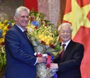 Chủ tịch nước Nguyễn Phú Trọng