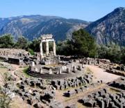 Di chỉ khảo cổ Delphi