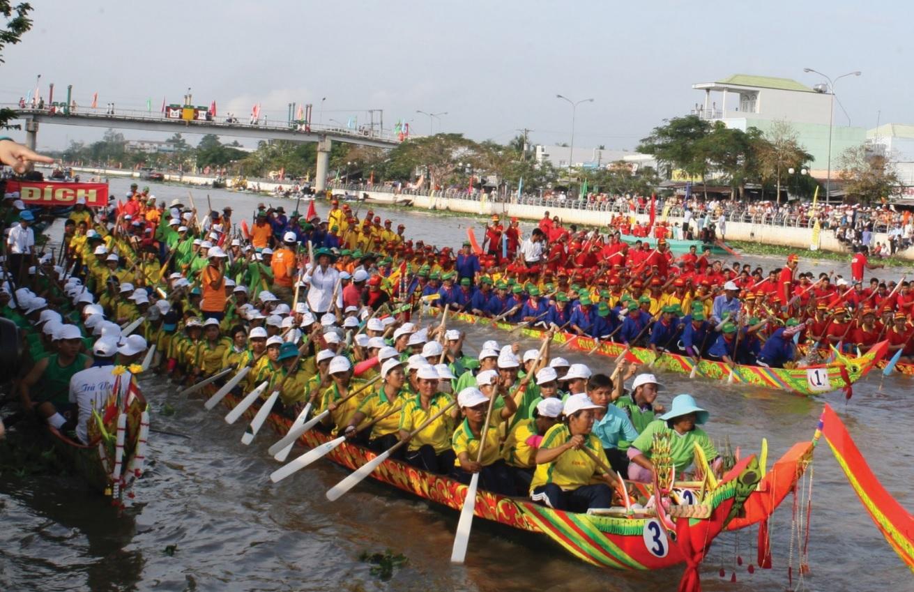 Lễ hội Ooc Om Bok