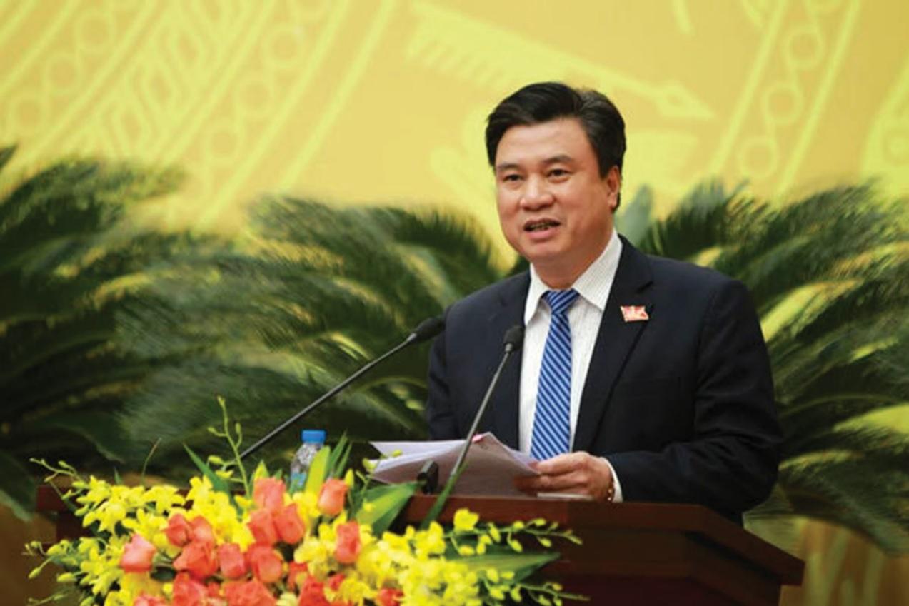 Thứ trưởng Bộ Giáo dục và Đào tạo Nguyễn Hữu Độ.