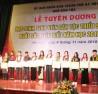 Nguyễn Văn Dũng là 1 trong 14 em HSSV DTTS Thủ đô tiêu biểu được khen thưởng năm 2018.