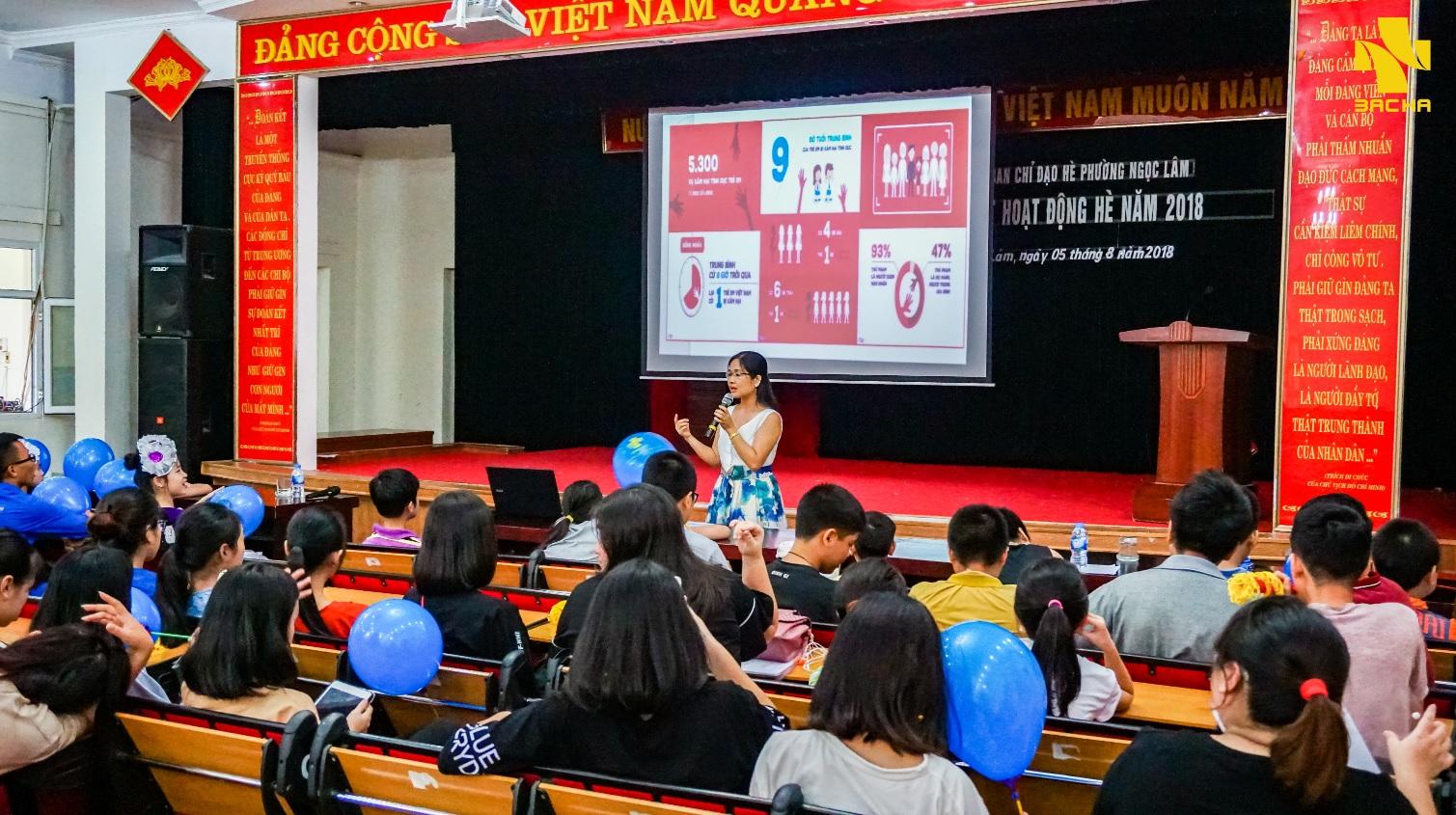 Tăng cường các buổi tuyên truyền kiến thức, kỹ năng chủ động phòng chống xâm hại tình dục độ tuổi vị thành niên là việc làm cần thiết. (Ảnh TL)