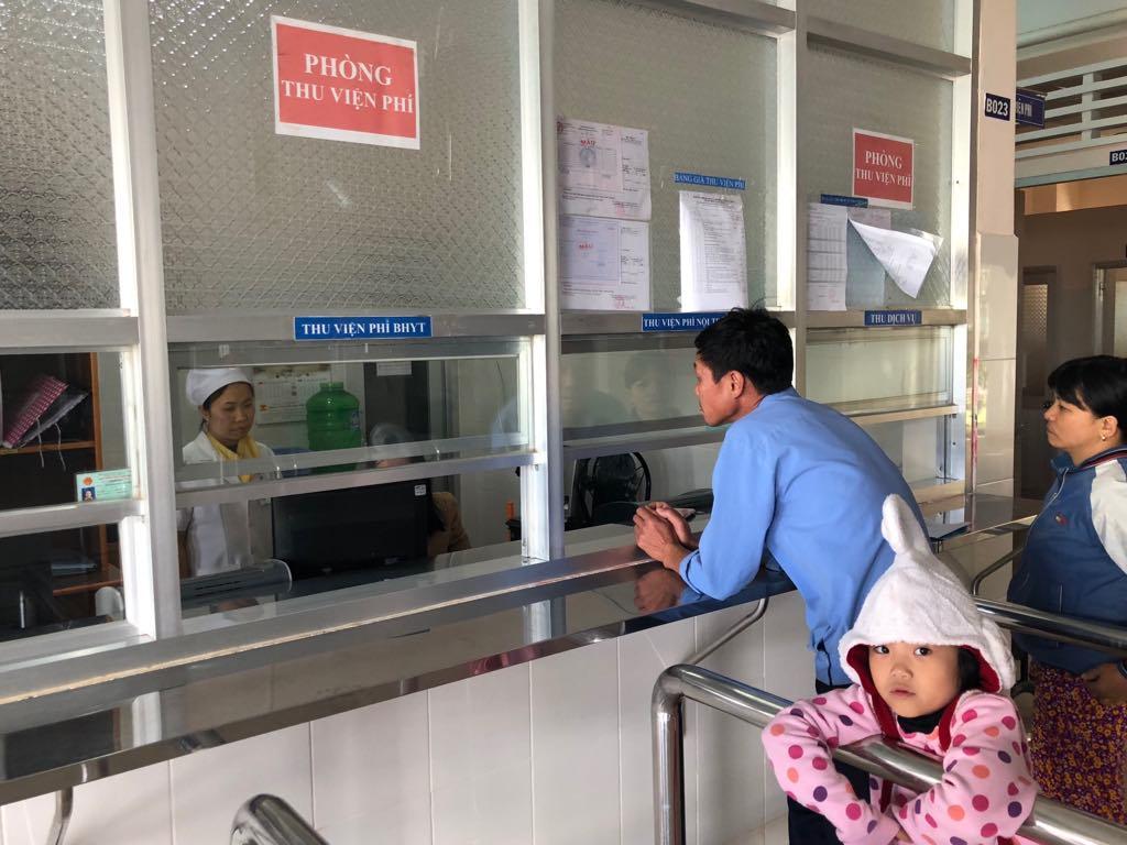 tăng giá dịch vụ y tế