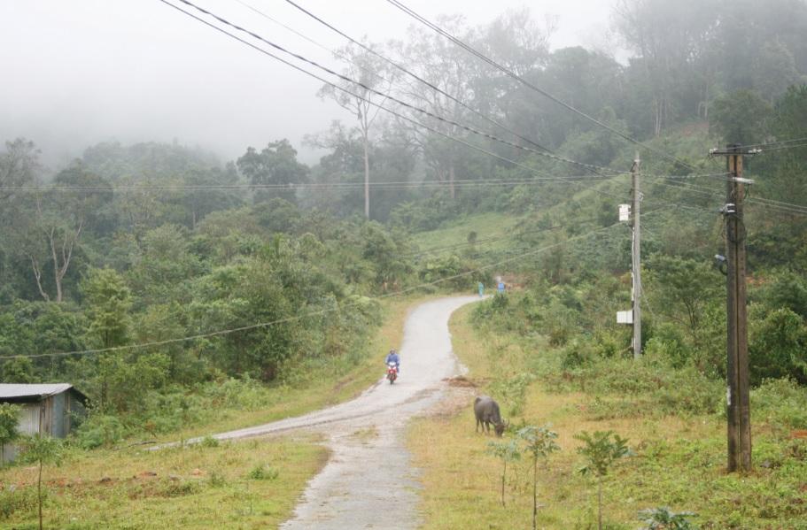 Vùng sâu, vùng xa là địa bàn các đối tượng bảo kê thường hoành hành để uy hiếp hộ kinh doanh và nông dân.