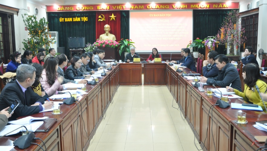 Ủy ban Dân tộc: Triển khai thực hiện Quyết định số 45/QĐ-TTg về Cấp một số ấn phẩm Báo, tạp chí cho vùng dân tộc thiểu số và miền núi