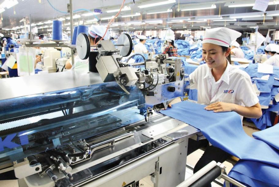 Thành công của ngành dệt may xuất khẩu đóng góp quan trọng vào sự phát triển chung của kinh tế cả nước.