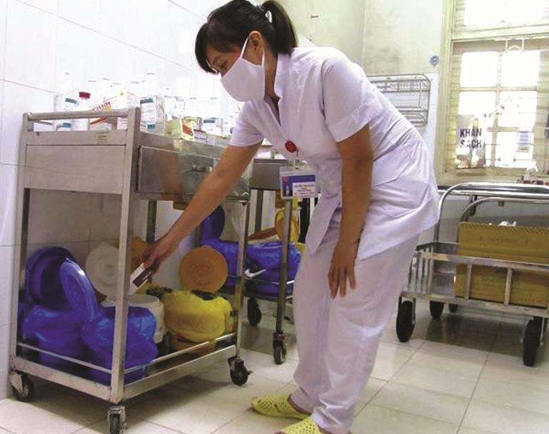 xử lý chất thải y tế bằng công nghệ mới