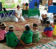Dạy tiếng Việt cho học sinh vùng DTTS