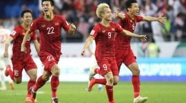 Việt Nam vào tứ kết Asian Cup