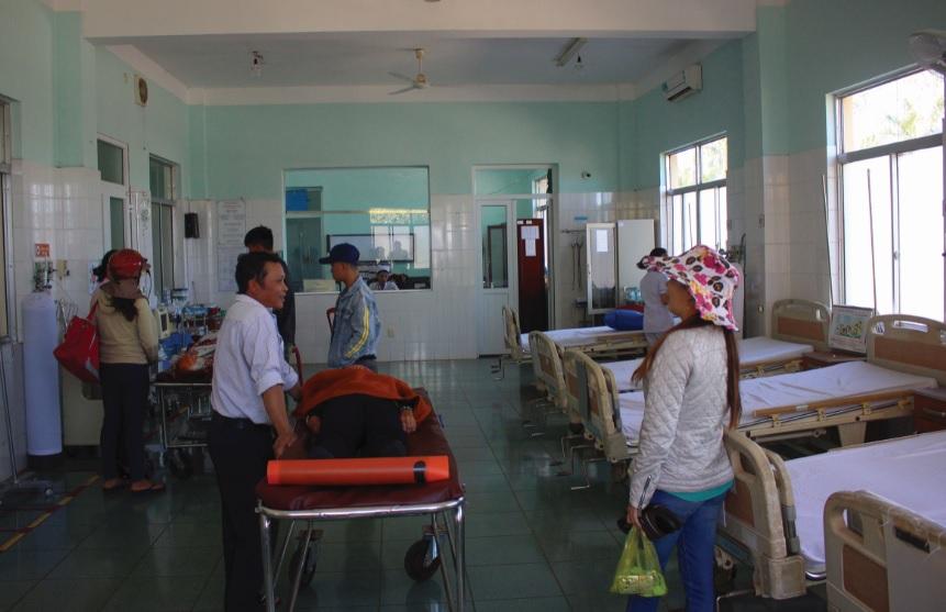 Tăng cường khám và kiểm soát bệnh tật ở Bệnh viện Đa khoa Đăk Nông.