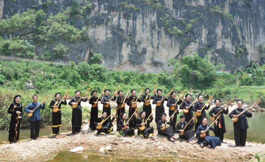Theo chân những người Tày, Nùng đi làm kinh tế mới, hát Then giờ đây đã lan tỏa trên nhiều miền đất nước trong đó có khu vực Tây Nguyên. (Ảnh minh họa)