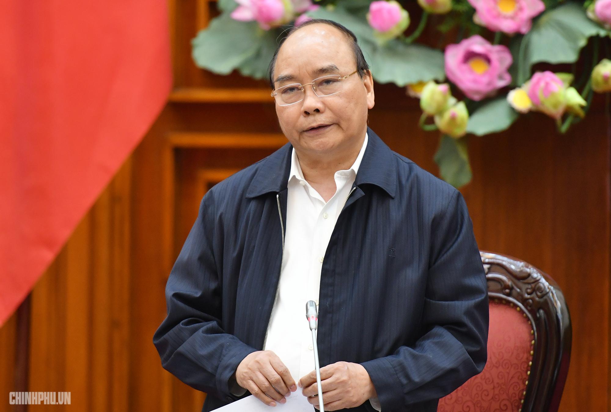 Thủ tướng yêu cầu mua sớm 200.000 tấn gạo dự trữ. Ảnh: VGP/Quang Hiếu