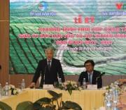 Bộ trưởng, Chủ nhiệm UBDT phát biểu tại Lễ ký kết