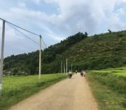 CT 135 ở Bắc Giang