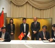 Nhật Bản viện trợ cho 8 dự án