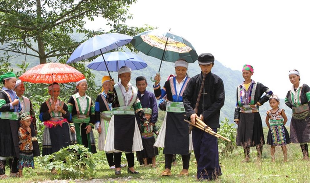 Tiếng sáo, tiếng khèn... ở Đồng Luông đang ngày càng vắng lặng. (Ảnh minh họa)