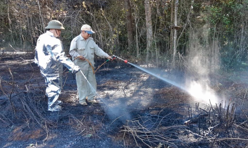 Đông Nam bộ: Đối mặt với nguy cơ cháy, nổ giữa đỉnh điểm mùa khô