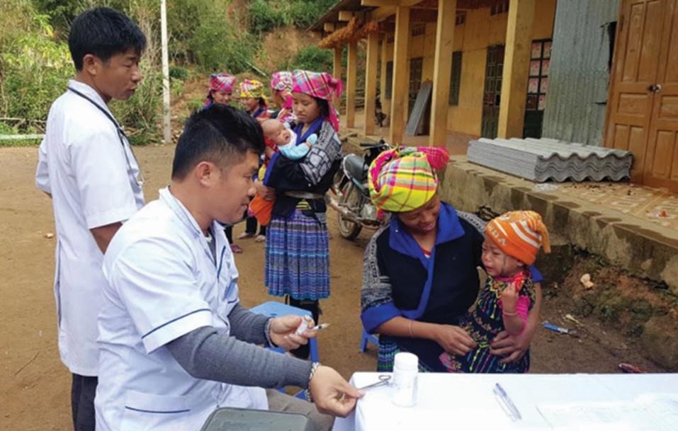 Bệnh lao ở Việt Nam đã giảm trung bình 3,8% một năm.