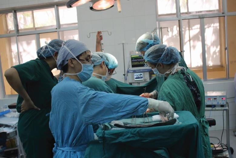 Bệnh lao phổi có thể phẫu thuật và trị khỏi hoàn toàn.