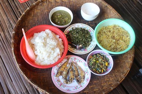 Một số món ăn truyền thống của người Êđê