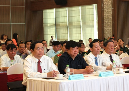Các đại biểu tham dự Hội nghị. Ảnh: VGP/Diệp Anh