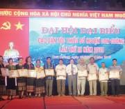 Đại hội Đại biểu các DTTS huyện Con Cuông